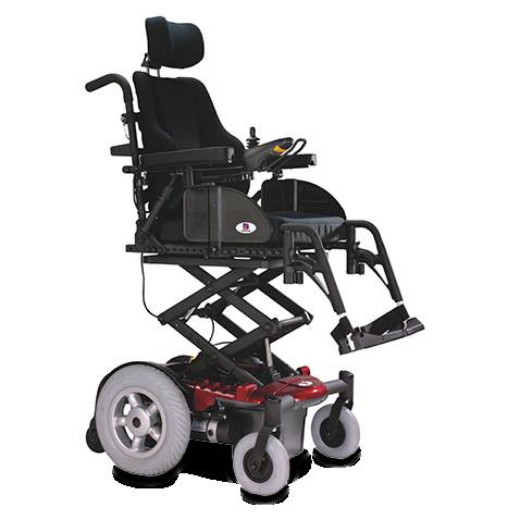Vision Wheelchair